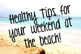 Healthy Beach Tips